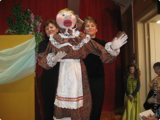 Это моя вторая кукла, зовут его Митрофаныч. Первую куклу -Матрену можно увидеть здесь https://stranamasterov.ru/node/66000 фото 21