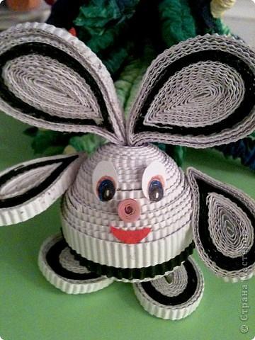 Зайчишка беленький фото 3