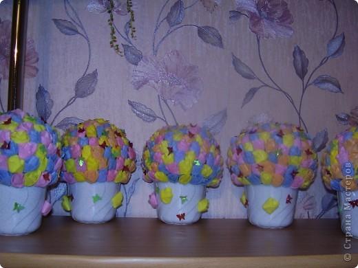 Цветочки для детского сада