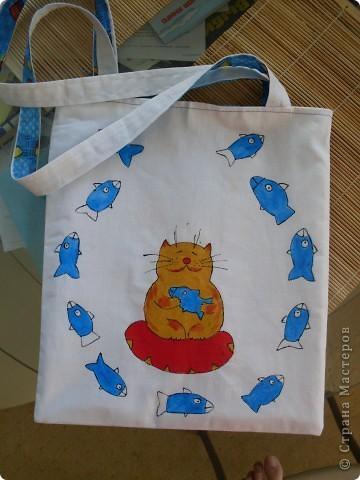 Смешная летняя сумка фото 1