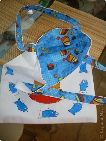Смешная летняя сумка фото 2