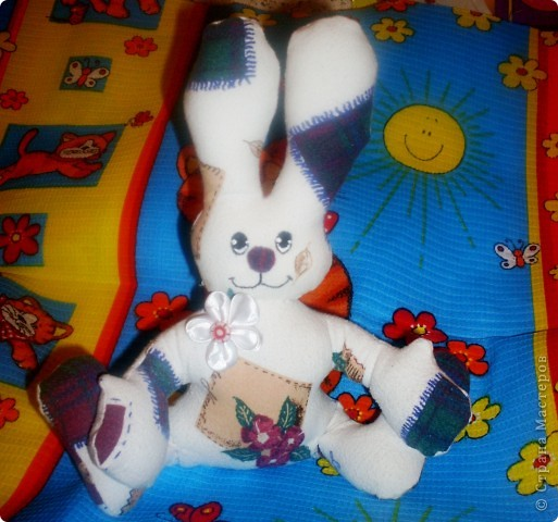 У меня сшился еще один заяц. фото 1