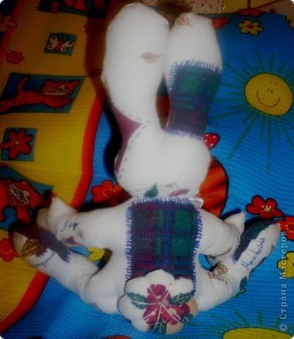 У меня сшился еще один заяц. фото 2