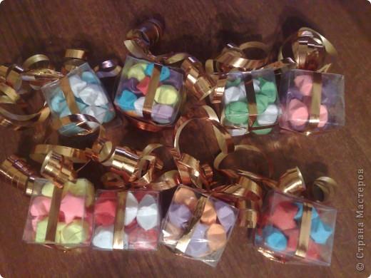 Подарочные коробочки на елку! фото 3