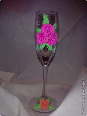 Орхидеи мои, это первая серьезная работа, ну и пусть что чуточку не совсем то, очень старалась фото 2