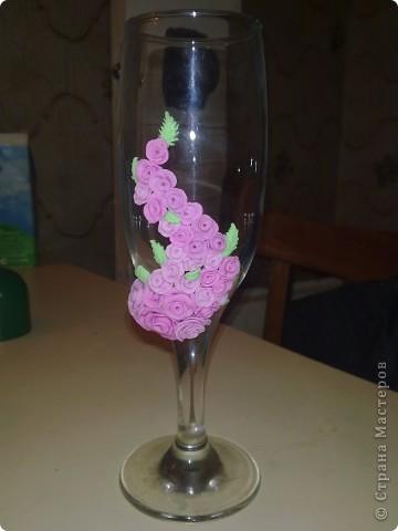 Орхидеи мои, это первая серьезная работа, ну и пусть что чуточку не совсем то, очень старалась фото 5