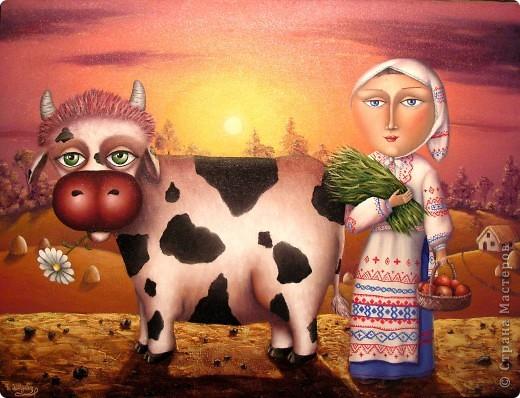 Еще несколько работ Зураба Мартиашвили фото 4