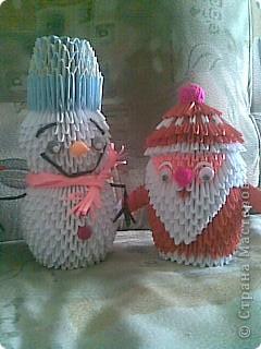 дед мороз и снеговик фото 5