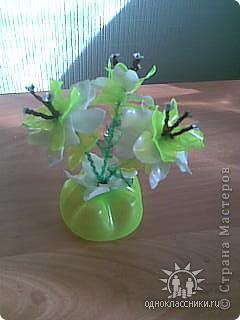 подделки из пластиковой бутылки Бутылки пластиковые фото 3