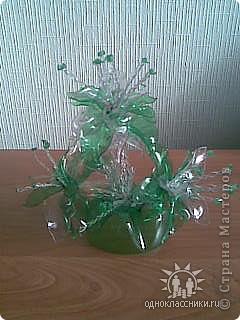 подделки из пластиковой бутылки Бутылки пластиковые фото 8