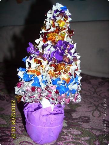 Вот таких елочек я наделала для подарков. фото 9