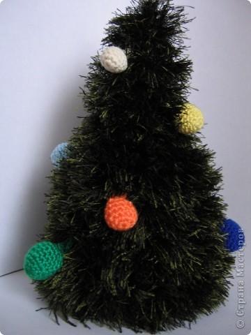 Вот с такой елочки для сына началась подготовка к Новому году фото 2