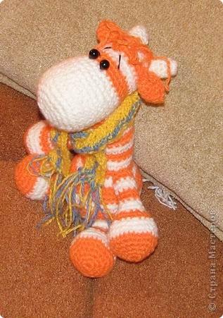 Вот такой жирафчик фото 3