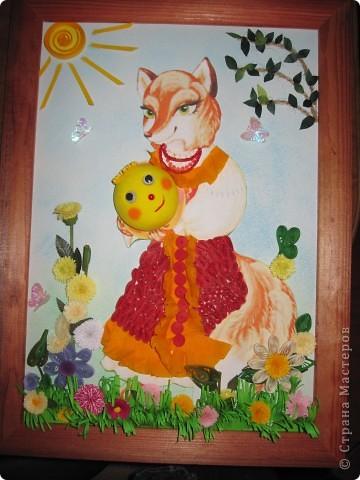 Поделки в детский сад с народных материалов