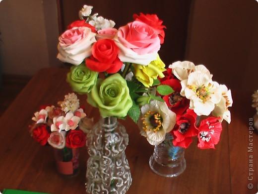 imga0376_1 Роза из фоамирана: 3 мастер-класса, 3 красивых розы (фото)