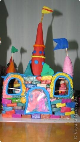 Сказочные замки  от моих первоклашек фото 1