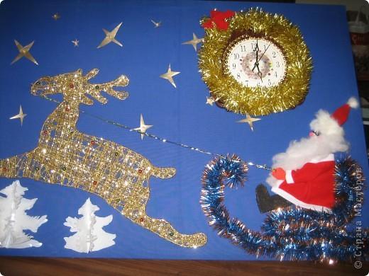 Новогоднее панно. фото 1