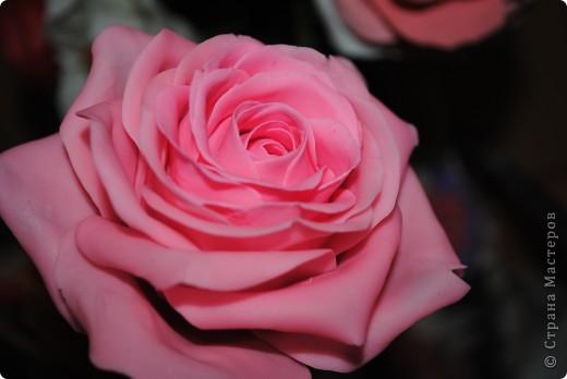 хочу сделать букетик из таких роз фото 1