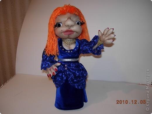 Кукла АНЖЕЛЛА фото 1