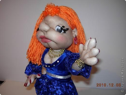 Кукла АНЖЕЛЛА фото 2