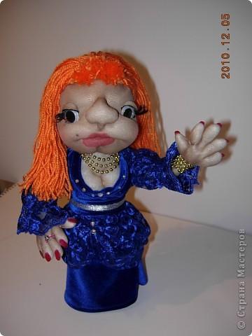 Кукла АНЖЕЛЛА фото 4