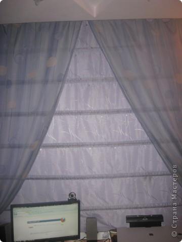 Римская штора своими руками фото 1