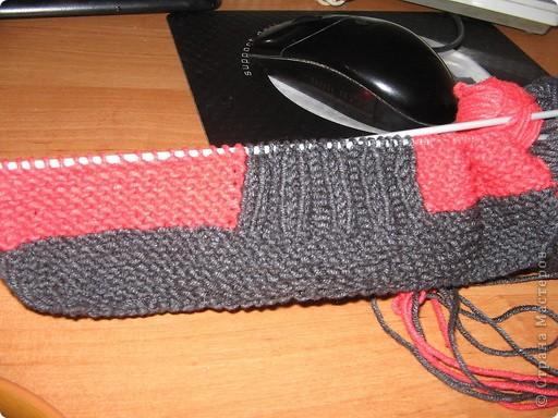 Связала в подарок для новорожденной девочки по мастер - классу, который представила MarinaKlin http://stranamasterov.ru/node/56875  Надеюсь малышка будет носить с удовольствияем. фото 2