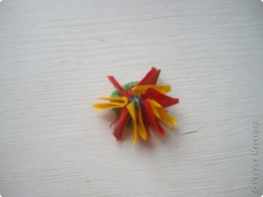 Это розочка из слоеного теста. фото 3