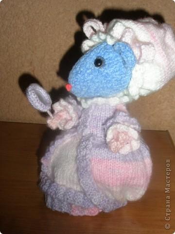 мышка-модница фото 1