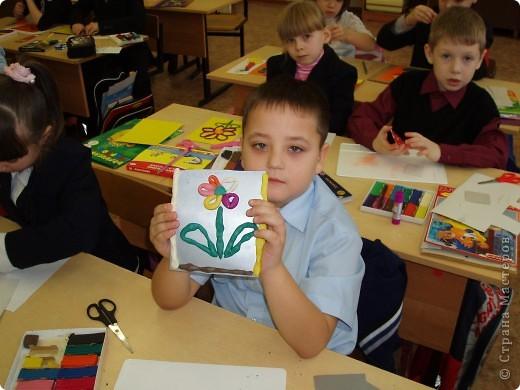 Рисуем жгутиками из пластилина фото 5