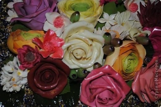 картина из цветов, которых было лень доводить до ума фото 4
