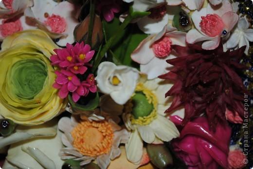 картина из цветов, которых было лень доводить до ума фото 3