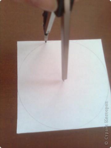 Недавно я загрузила фото снежинок http://stranamasterov.ru/node/119550 и поступило предложение сделать мастер-класс. Исполняю обещание. фото 12