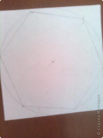 Недавно я загрузила фото снежинок http://stranamasterov.ru/node/119550 и поступило предложение сделать мастер-класс. Исполняю обещание. фото 14