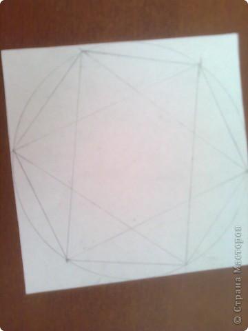 Недавно я загрузила фото снежинок http://stranamasterov.ru/node/119550 и поступило предложение сделать мастер-класс. Исполняю обещание. фото 15