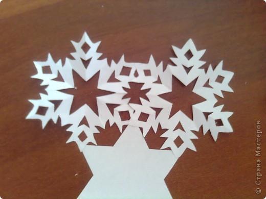 Недавно я загрузила фото снежинок http://stranamasterov.ru/node/119550 и поступило предложение сделать мастер-класс. Исполняю обещание. фото 17