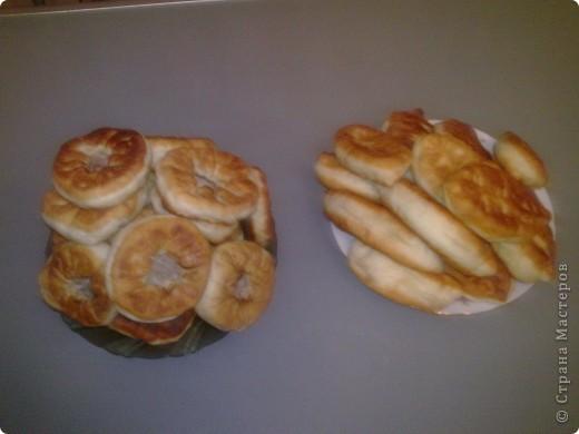 Пирожки сладкие с яблоком. Может и вы все это знаете, но тонкости у каждого свои. фото 6