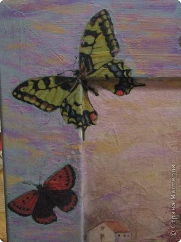 Картина. Бабочки фото 3