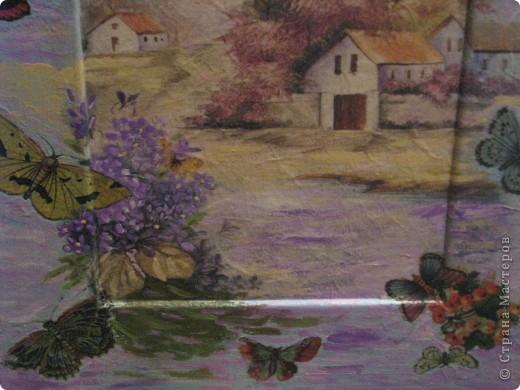 Картина. Бабочки фото 4
