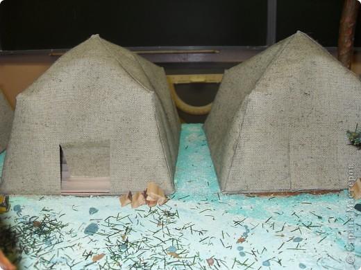Готовим каркасы для палаток. фото 24