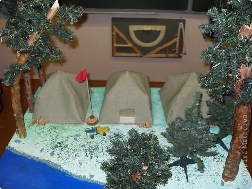 Готовим каркасы для палаток. фото 25