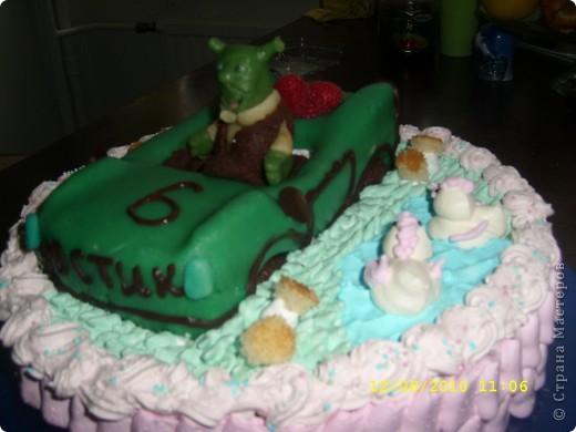 тортик для среднего сынули фото 1