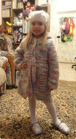 Пальто и берет - обновки на осень фото 1