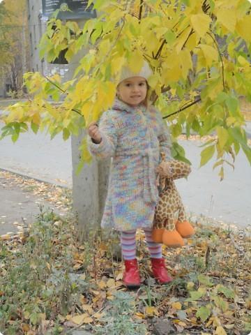 Пальто и берет - обновки на осень фото 3