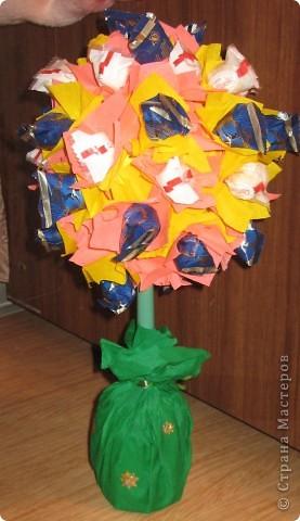 конфетки на дереве