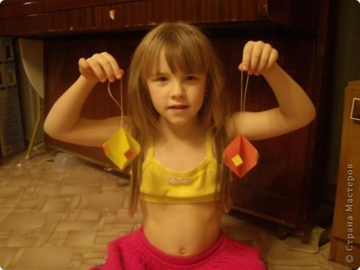 Вот такие игрушки мы смастерили с дочкой. фото 1