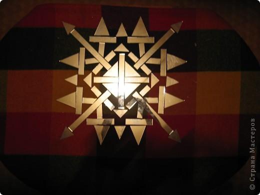 зеркальная снежинка фото 3
