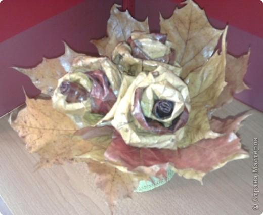 Осенние букетики фото 3