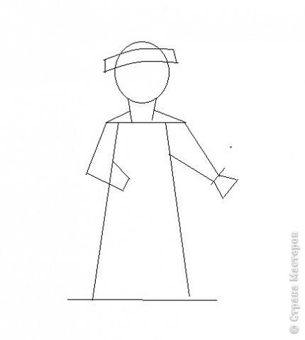 """По книги """"Учимся рисовать"""" Г.Н.Шалаевой я научилась рисовать снегурочку. Я рисовала на компьютере в программе Paint, а можно рисовать  и на листе. Попробуйте, у Вас получиться? фото 2"""