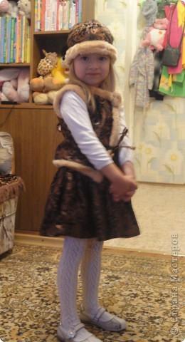 Выходной костюм для дочери фото 2
